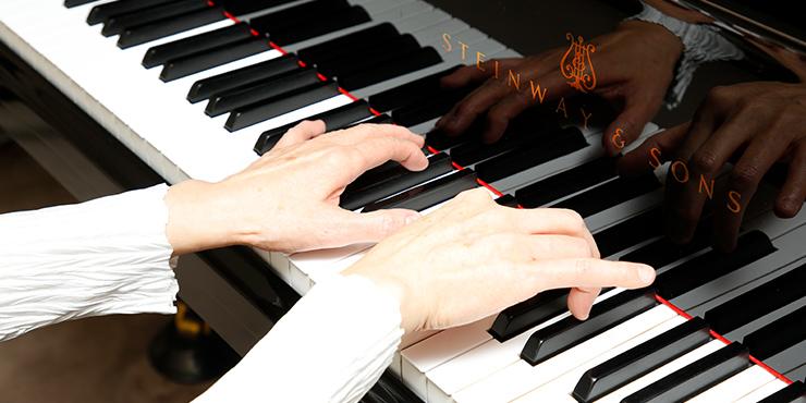 Una bellezza della tastiera